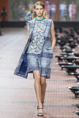 Kenzo Spring/Summer 2014 | Paris Fashion Week