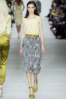 Matthew Williamson Spring 2014 | London Fashion Week