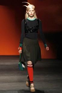 Prada Spring 2014 | Milan Fashion Week