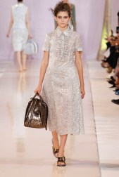 Rochas Spring/Summer 2014   Paris Fashion Week
