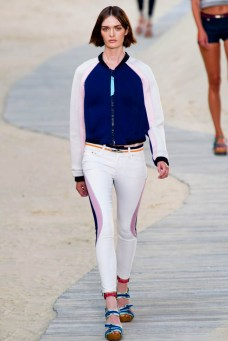 Tommy Hilfiger Spring 2014 | New York Fashion Week