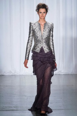 Zac Posen Spring 2014 | New York Fashion Week