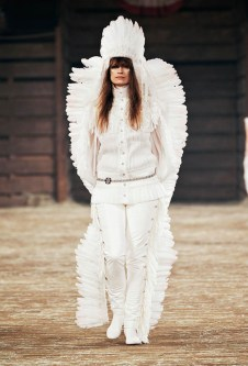 Chanel Pre Fall 2014 Runway Show