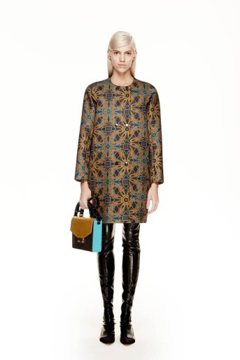 M Missoni Pre Fall 2014 Collection