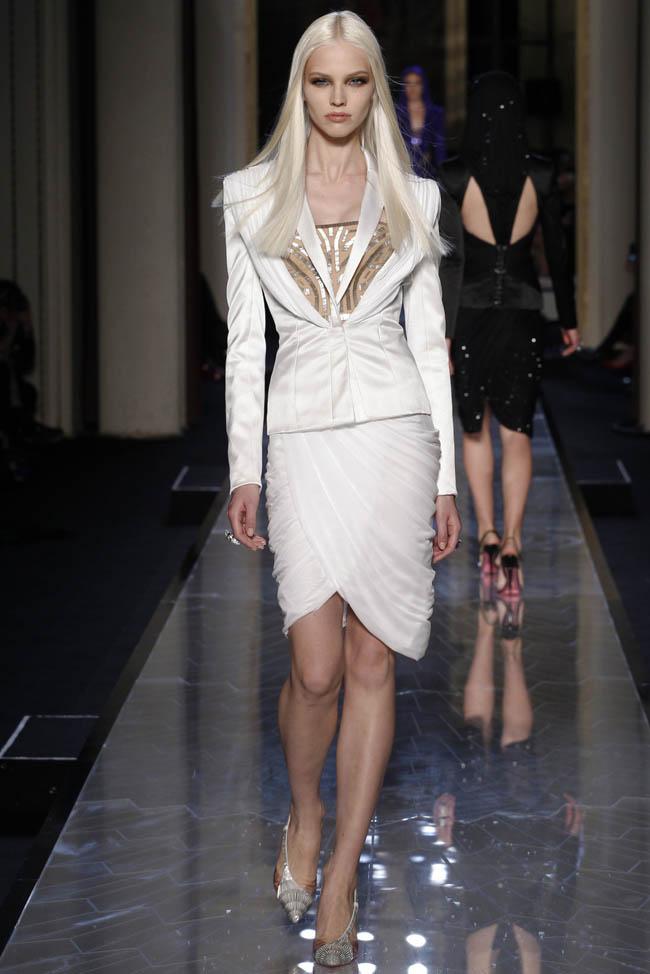 Electrik Flowers: Atelier Versace Spring/Summer 14 Haute ...