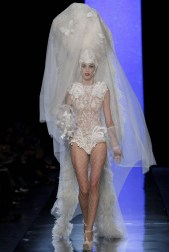 Jean Paul Gaultier Haute Couture Spring/Summer 2014