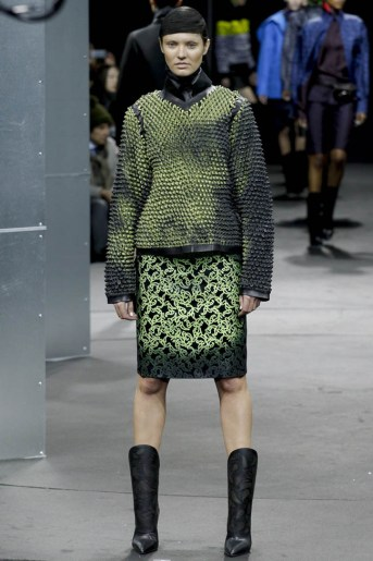 Alexander Wang Fall/Winter 2014 | New York Fashion Week