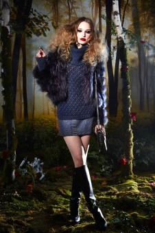 Alice + Olivia Fall/Winter 2014 Collection