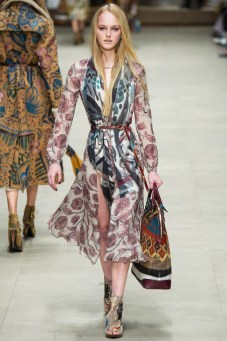 Burberry Prorsum Fall/Winter 2014 | London Fashion Week