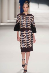 Carolina Herrera Fall/Winter 2014 | New York Fashion Week