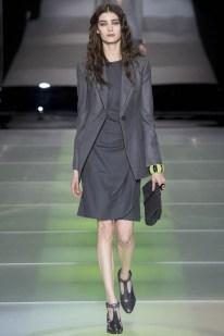 Giorgio Armani Fall/Winter 2014   Milan Fashion Week