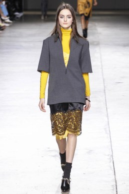 Topshop Unique Fall/Winter 2014 | London Fashion Week