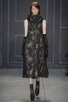 Vera Wang Fall/Winter 2014 | New York Fashion Week