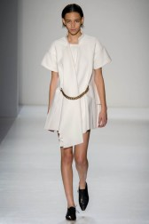 Victoria Beckham Fall/Winter 2014 | New York Fashion Week
