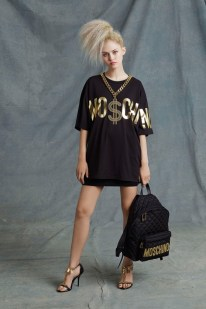More Kitsch for Moschino's Resort 2015 Collection