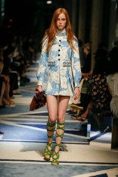Miu Miu Gets Groovy for Resort 2015
