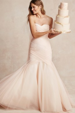 Bridal Bliss: See Monique Lhuilliers Affordably Priced Wedding Dresses