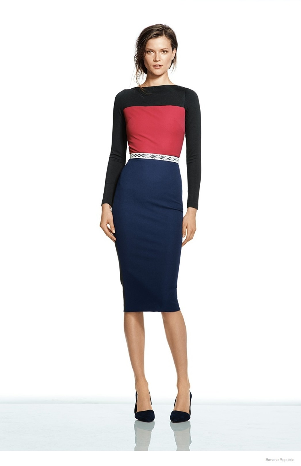 See the Roland Mouret for Banana Republic Lookbook