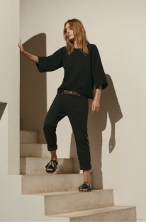 Isabel Marant Etoile Features Relaxed Layers for Resort 2015 Collection