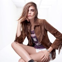 Cara Delevingne Does Casual Chic for Topshop x Zalando Images
