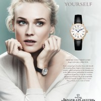 Diane Kruger Poses for Jaeger-LeCoultre + See Her Throwback Photo!
