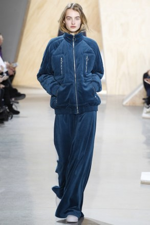 A look from Lacoste's fall-winter 2016 collection