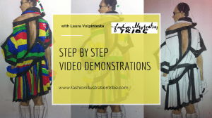 learn fashion online with Laura Volpintesta