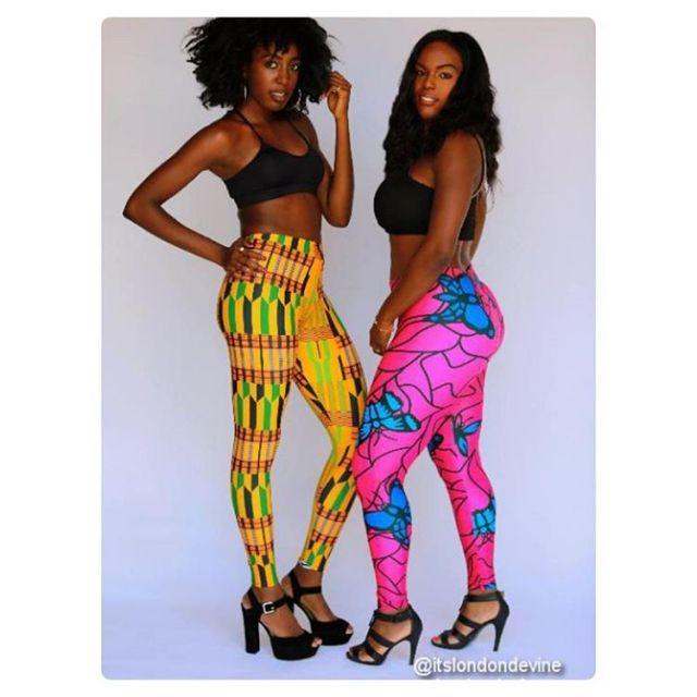 Brand Spotlight itslondondevine A high performance brand celebrating culture vibranthellip