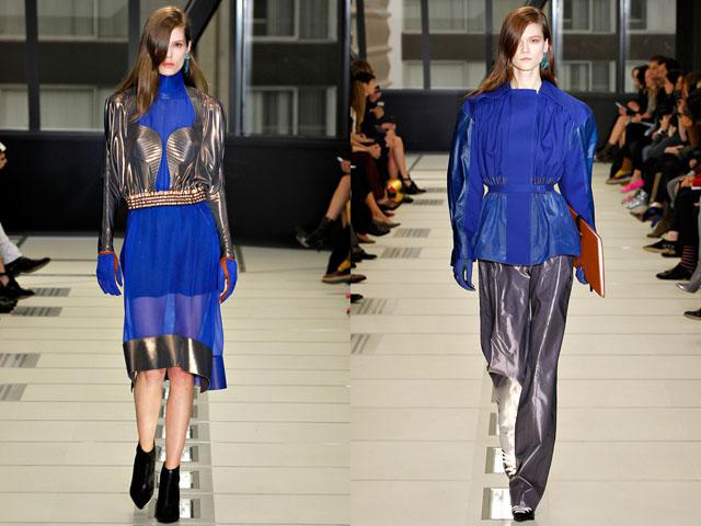 Balenciaga Fall 2012 Space Age Fashion
