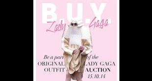 Lady Gaga im LNFA Concept Store