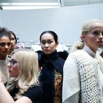 HTW Designers Fashion Show im Rahmen des Frankfurt Style Award 2015 – Backstage Report, S i b i u Design, Jana Hesse