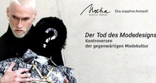 Noetia.Berlin  Elisa-Jospehine Ammarell Podiumsdiskussion Der Tod des Modedesigns- Kontroversen der gegenwärtigen Modekultur-Mercedes-Benz-Fashion-Week-Berlin‑SS‑17-