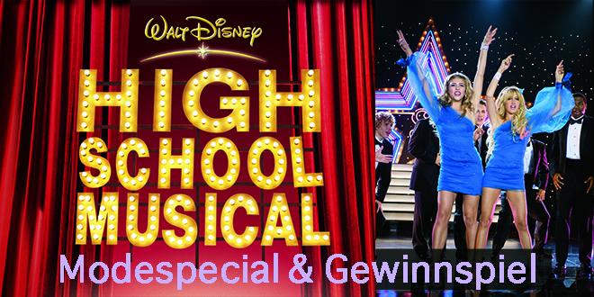 DISNEY MODE-SPECIAL: 10 JAHRE HIGH SCHOOL MUSICAL JUBILÄUM