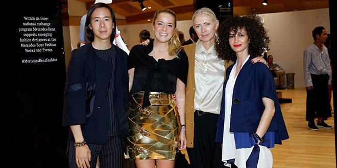 Milan Fashion Week: Fashion Council Germany präsentiert Marina Hoermanseder, Nobi Talai und William Fan