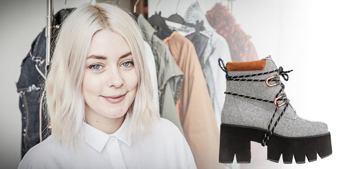 H&M Design Award Gewinnerin HANNAH JINKINS mit neuer Kollektion