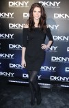 Ashley Greene At DKNY Show