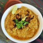 Hyderabadi Mutton Haleem Recipe-How to make mutton haleem