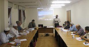 ورشة عمل ببلدية جادو بعنوان السلام الاجتماعي والتنمية المحلية في ليبيا