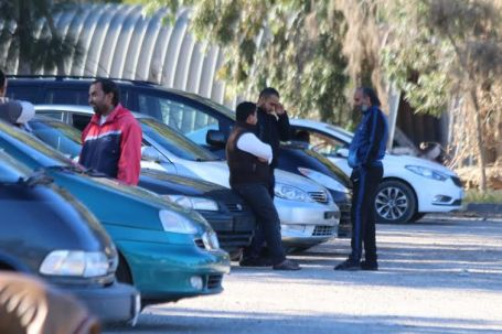 إنشاء سوق عام للسيارات في بلدية صبراتة 0