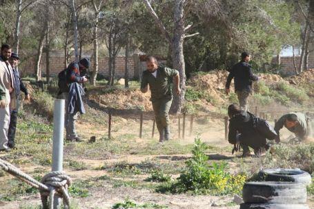 وفد إعلامي أجنبي يزور بلدية صبراتة 05