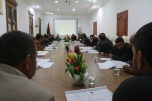 بلدي صبراتة يشرع في تنفيذ البرنامج الوطني لنقل الاختصاصات1