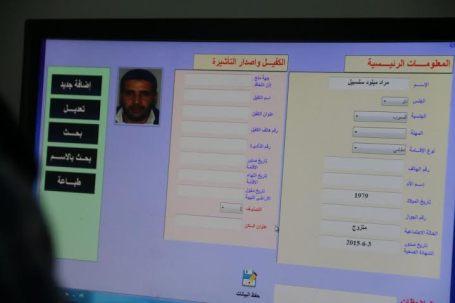تسجيل أكثر من 530 عامل أجنبي داخل بلدية صبراتة