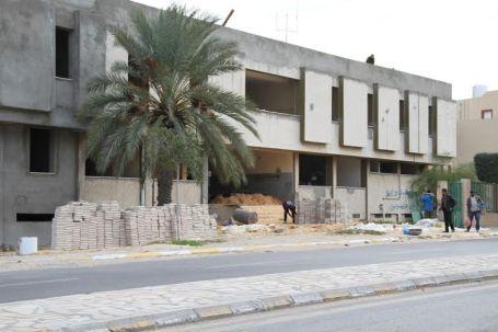 لجنة الأزمات والطوارئ وعلاج المختنقات ببلدية صبراتة تبدأ تنفيذ عدد من المشاريع 41