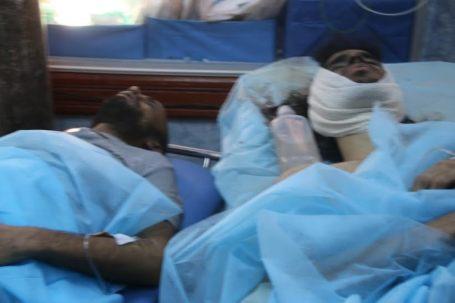 41 قتيلاً و أكثر من 6 جرحى من جنسيات غير ليبية جراء قصف منزل بمنطقة القصر بصبراتةhgf