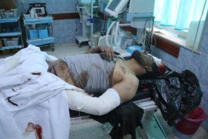 tyg41 قتيلاً و أكثر من 6 جرحى من جنسيات غير ليبية جراء قصف منزل بمنطقة القصر بصبراتة