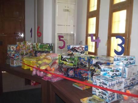 مدرسة ديسر تقيم احتفالية بمناسبة عيد الطفل0