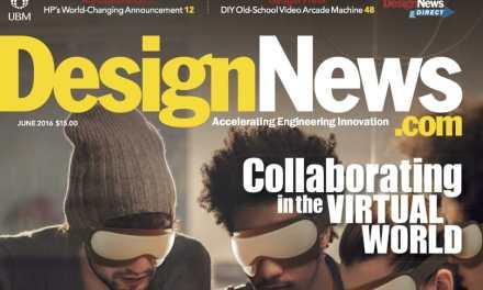 Design News, June 2016