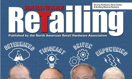 Hardware Retailing, May 2016