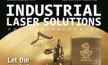 Industrial Laser Solutions for Manufacturing, January/February 2016