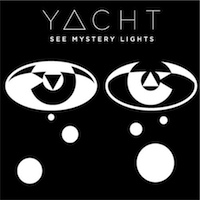 yacht album cover
